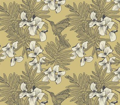 Hummingbird - Mustard