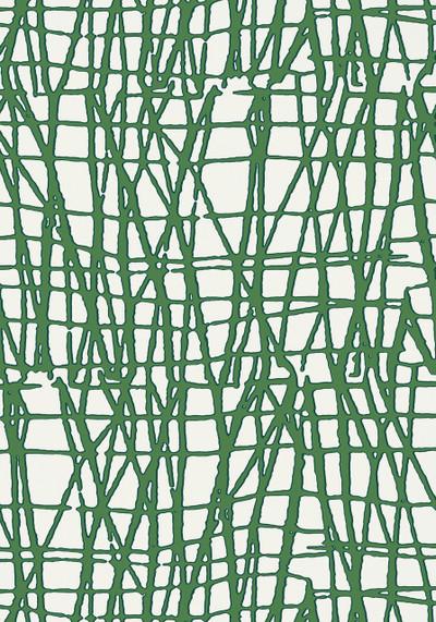 Mori -  Green / White
