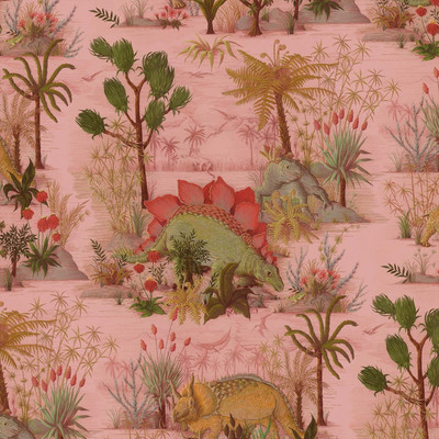 Dinosauria - Plaster Pink