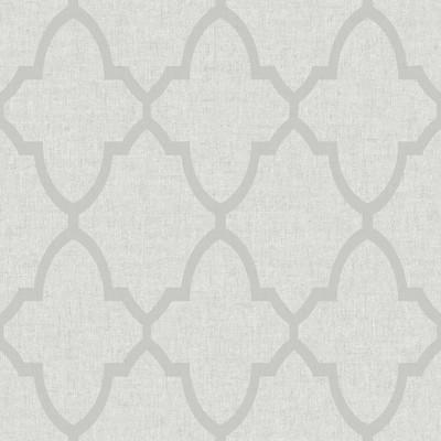 Geometric Diamond - Grey