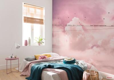 Mural - Cloud Wire (4.0m X 2.5m)