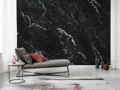 Mural - Marble Nero (4.0m X 2.5m)