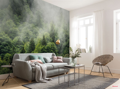 Mural - Forest Land (4.0m X 2.5m)