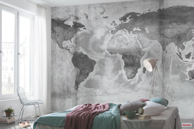 Mural - Concrete World (5.0m X 2.5m)