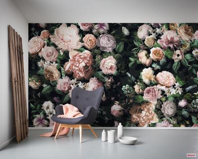 Mural - Victoria Black (8.0m X 2.5m)
