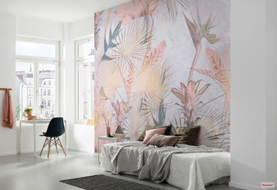 Mural - Concrete Jungle (3.68m X 2.54m)