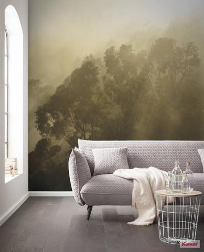 Mural - Misty Mountain (4.0m X 2.5m)