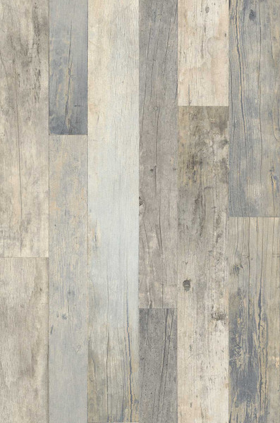 Country Wood - Grey / Blue