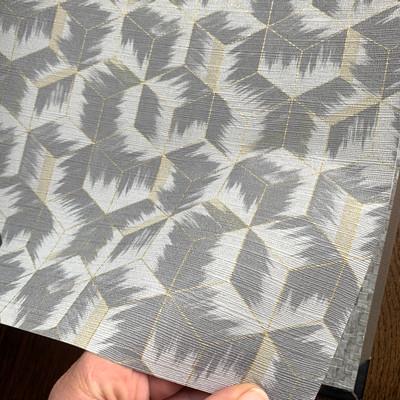 Tumbling Blocks - Faded Anthracite