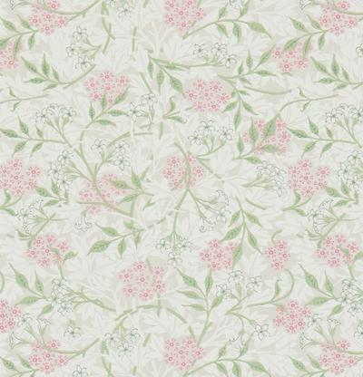 Jasmine - Pink Blossom / Sage