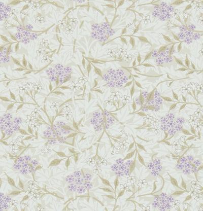 Jasmine - Lilac / Olive
