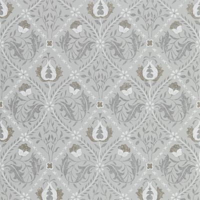 Pure Trellis - Lightish Grey