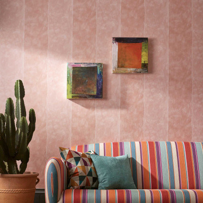 MANAROLA STRIPE - ROSE PINK
