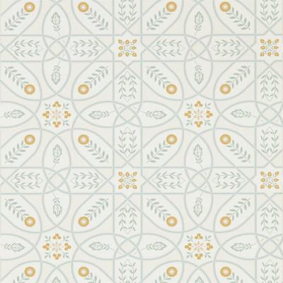 Brophy Trellis - Ivory / Sage