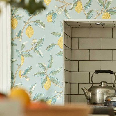 LEMON TREE - WEDGEWOOD BLUE