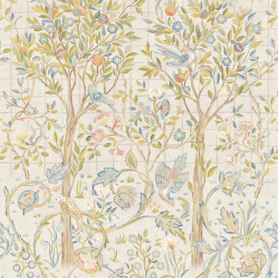 Mural - Merlsetter Ivory / Sage