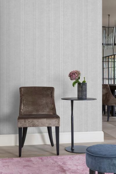 Textile Plain - Grey /silver