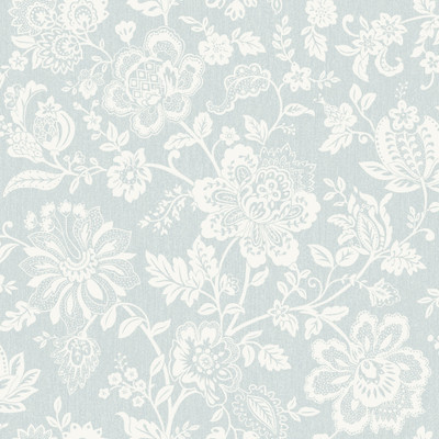 Floral Trail - Blue