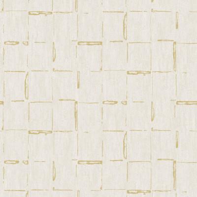 Geometric Lines - Beige