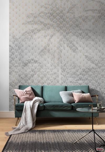 Mural - Royal Fan Palm (2.0m X 2.8m)