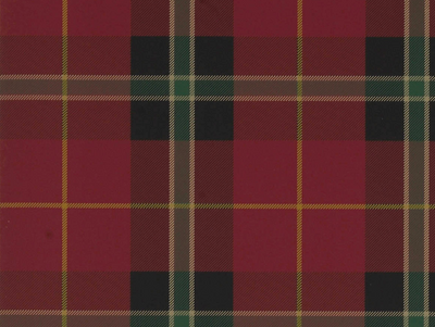 Winslow Plaid - Red / Green