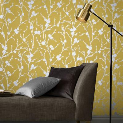Meiying - Saffron Wallpaper