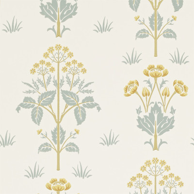 MEADOW SWEET - GOLD / SLATE