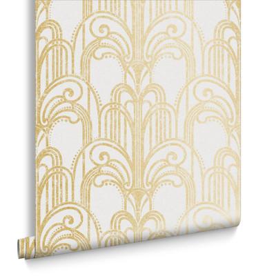 Art Deco - Gold / Pearl