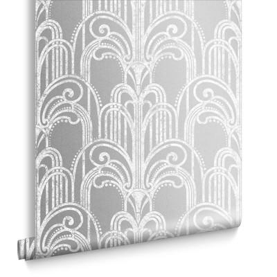 Art Deco - Silver