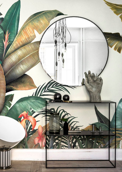 MURAL - TROPICAL (PER SQM)
