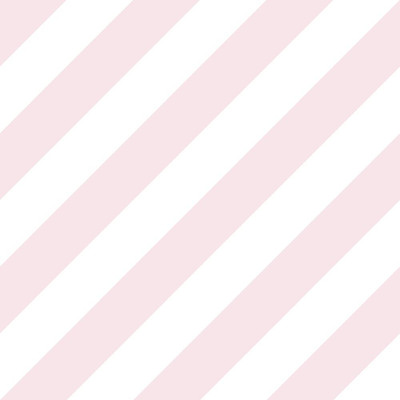 Diagonal Stripe - Pink