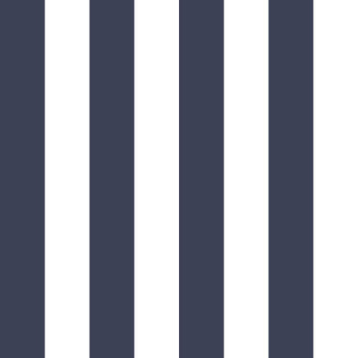 Large Stripe - Navy