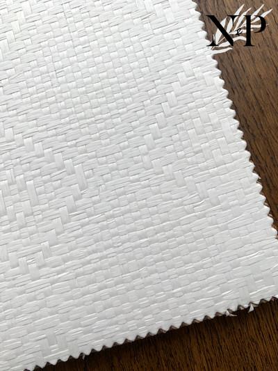Deco Weave - White