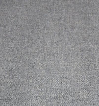 Vinyl Linen - Charcoal / Gold