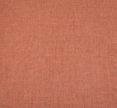Vinyl Linen - Burnt Orange