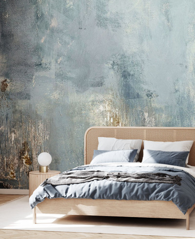 MURAL - GRUNGE WALL PAINTED (PER SQM)