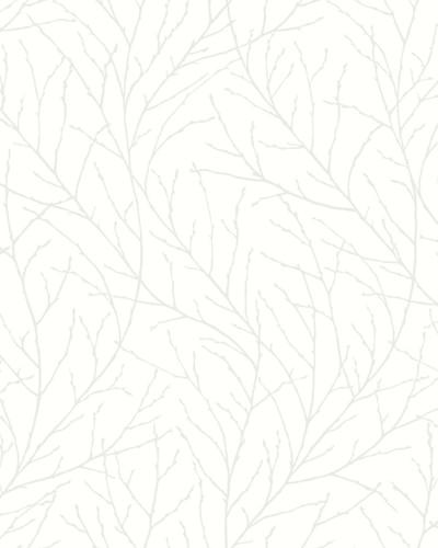 Branches - White / Grey