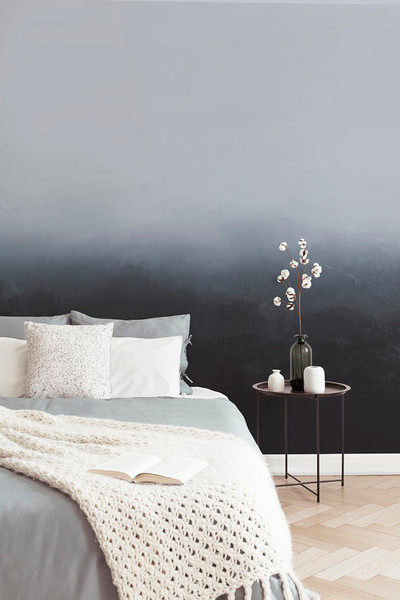 MURAL - HORIZON MIDNIGHT BLUE (PER SQM)