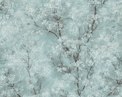 CHINOISERIE TREE - TURQUOISE