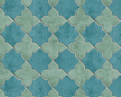 Deco Tile - Turquoise