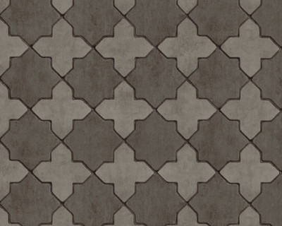DECO TILE - CHARCOAL / GREY