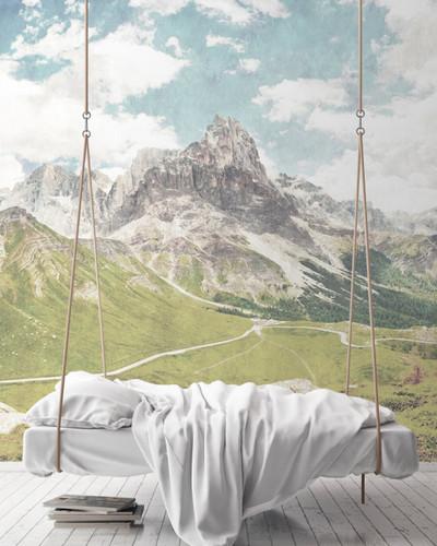 Mural - Dolomiti 2 (5m X 2.7m)