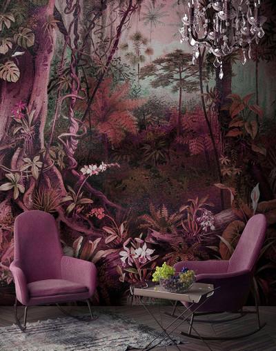 Mural - Jungle 1 (4m X 2.7m)