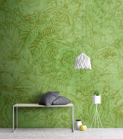Mural - Botanica 2 (4m X 2.7m)