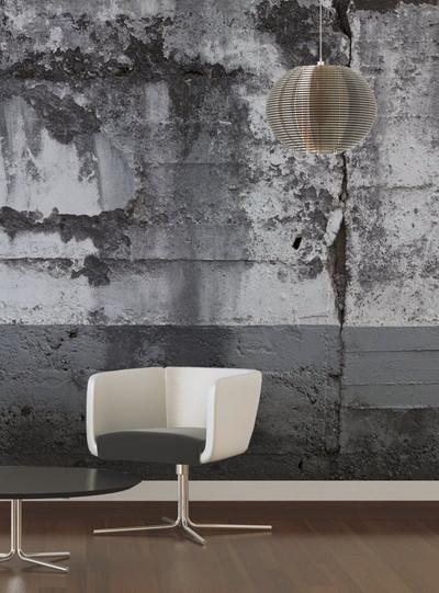 MURAL - CONCRETE WALL (9m x 2.5m)
