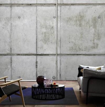 Mural - Beton 4 (4m X 2.67m)