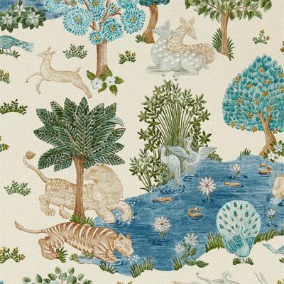 Pamir Garden - Cream / Nettle