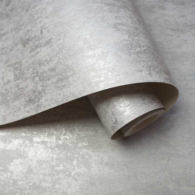 Distressed Metallic - Silver