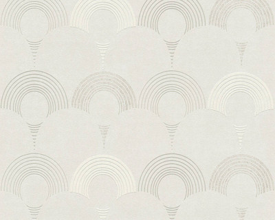 Pop Graphic - Cream / Taupe