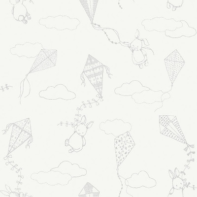 UP & AWAY - WHITE / GREY